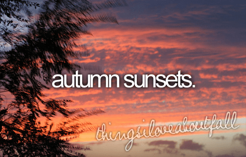Welcome November.... Start to feel more like winter in Greece... But still , there are so many things that we love about Autumn .... like all the amazing sunsets.