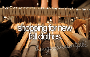 Things I love about Autumn