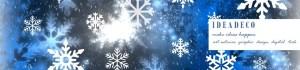 IdeaDeco Christmas
