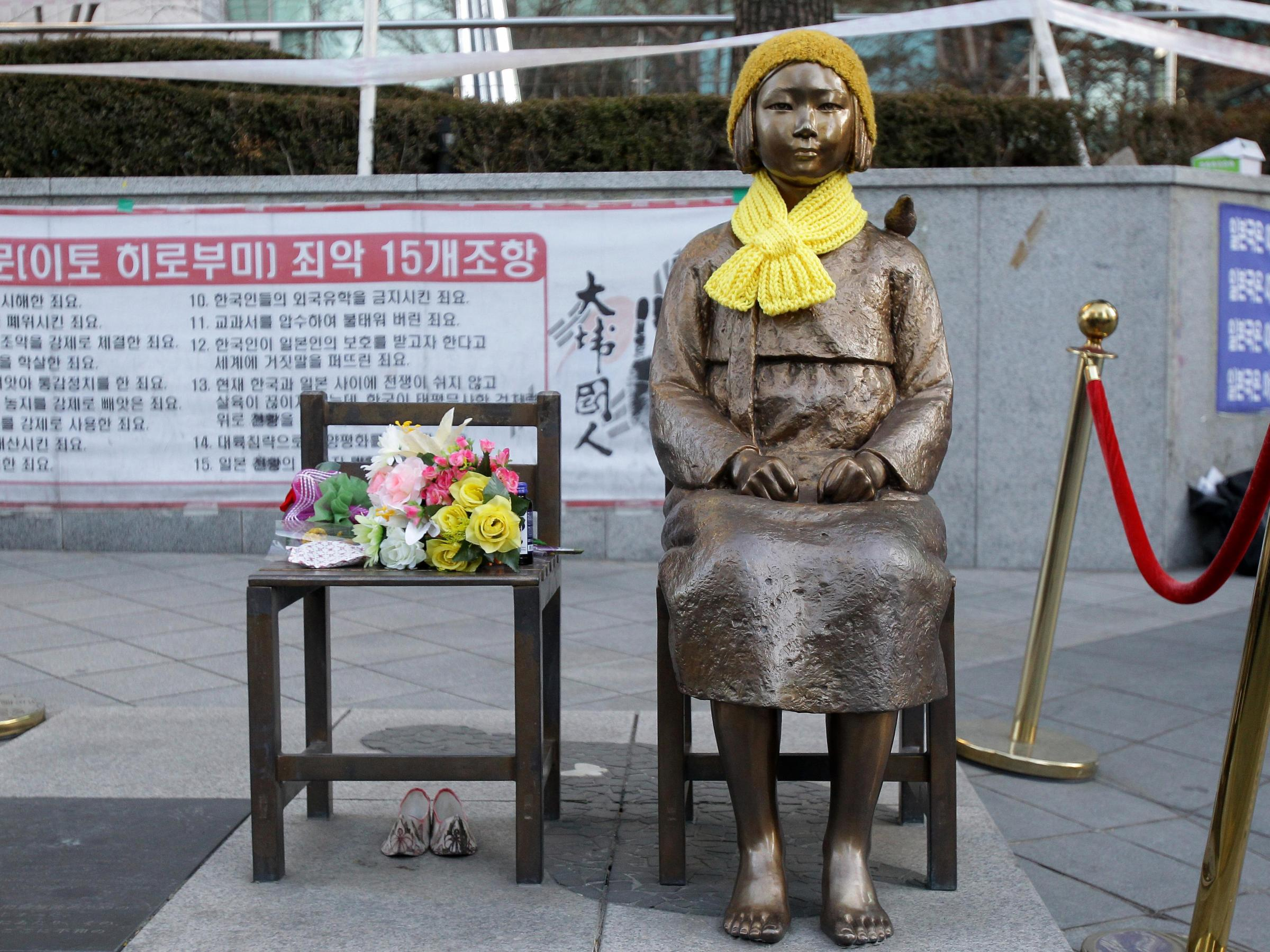 """Comfort Women"" Have Waited too Long for an Apology"