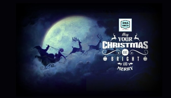 Merry Christmas by IdeaDeco Team & Areti Vassou