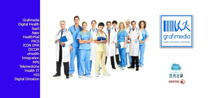 Grafimedia is a net of Health IT SaaS Experts
