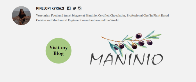 Maninio Food and Travel Blog