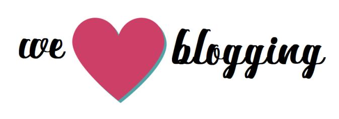 We love Blogging
