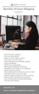 Benefits of Guest Blogging by Areti Vassou