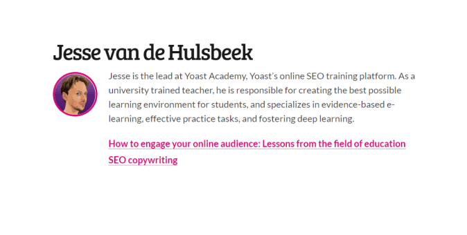 How to engage your online audience Lessons from the field of education by Jesse van de Hulsbeek