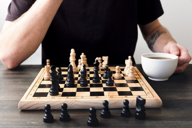SEO is an Advanced Chess Game