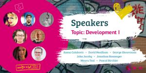 WordCamp Europe 2019 Speakers, Development I