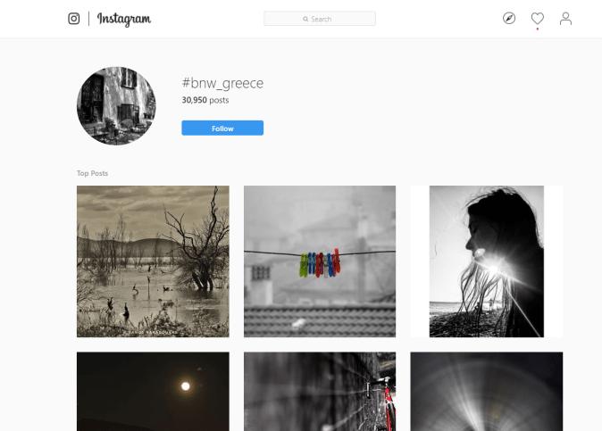 Instagram bnw_greece