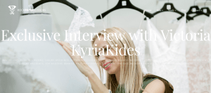 Victoria Kyriakides Interview at Rock Paper Scissors Events in Greece