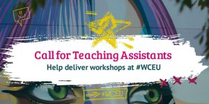 WordCamp Europe Call for Teaching Assistants (TAs)