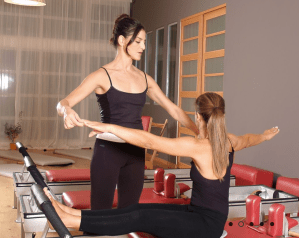 Athens Pilates Studio by Maria Vorrias