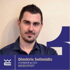 Speaker Dimitris Selimidis WordCamp Thessaloniki 2019