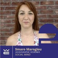 Speaker Smaro Maroglou WordCamp Thessaloniki 2019