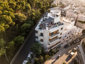 Zoia House at Athens Lycabettus Hill