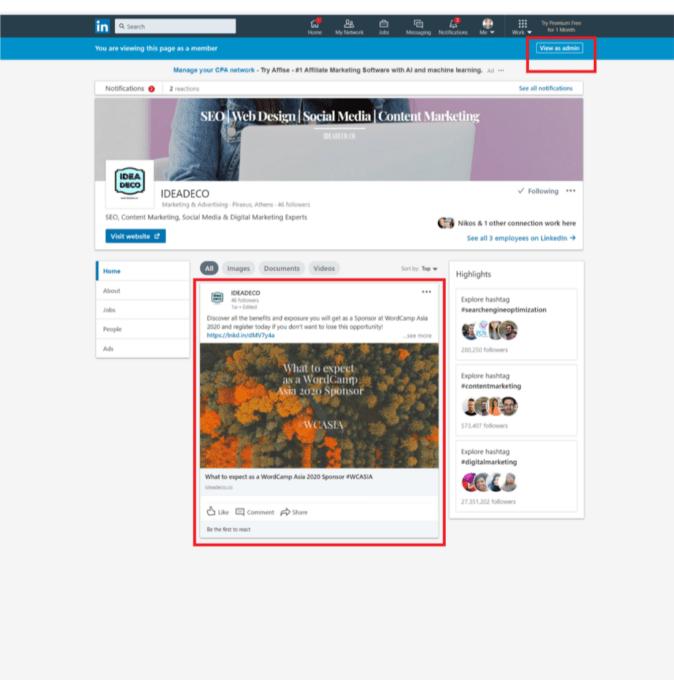 Use LinkedIn to Promote your Blog by Areti Vassou