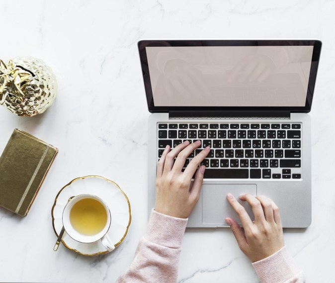 The Benefits of Blogging by Areti Vassou