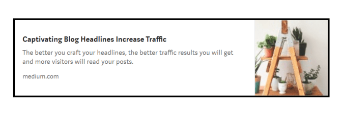 Captivating Blog Headlines Increase Traffic by Areti Vassou