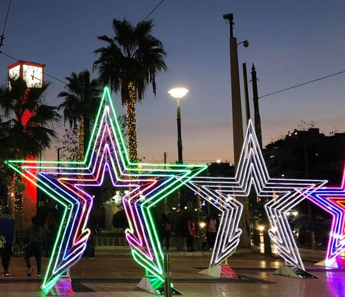 Play With Stars in Piraeus
