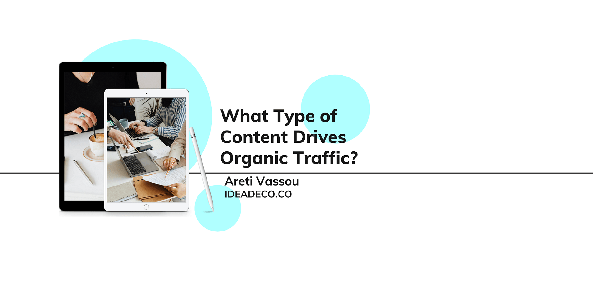 What Type of Content Drives Organic Traffic?