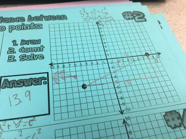 9 strategies and resources to help students learn about the distance formula.