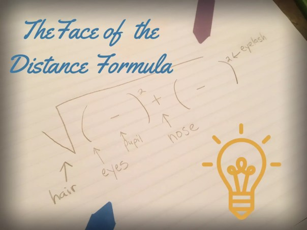 Check out this blog post about using I can statements to plan lessons for distance formula.