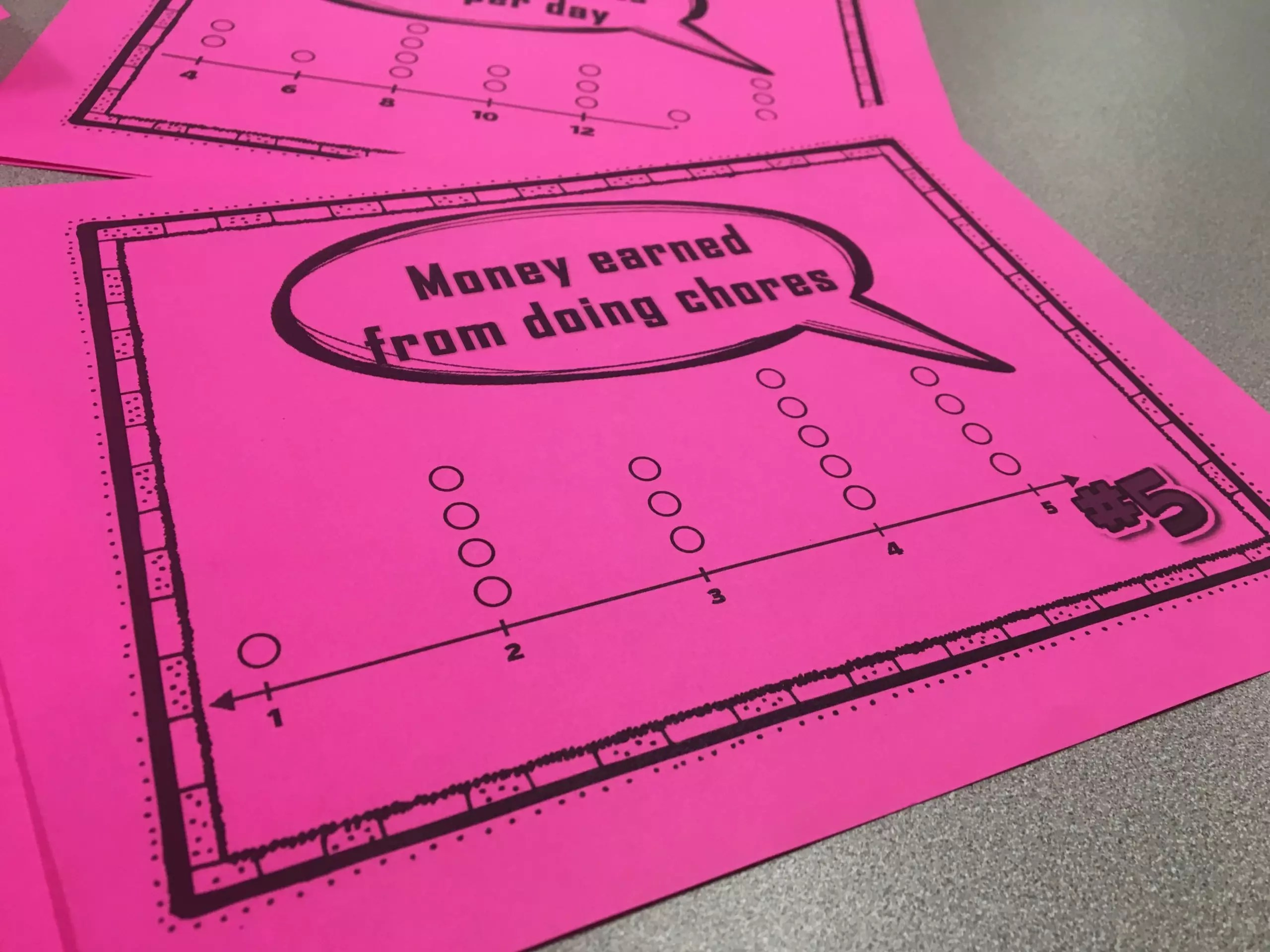 12 Engaging Activities For Mean Absolute Deviation