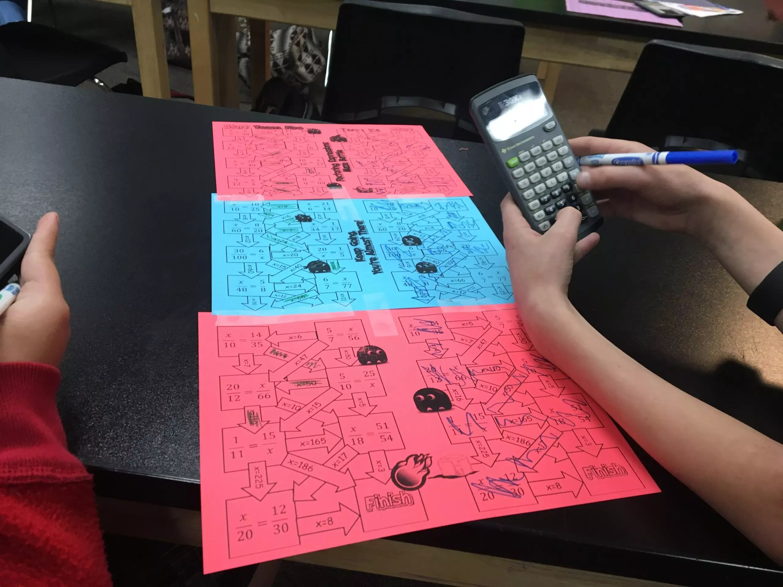 Review games that every secondary math classroom needs!