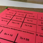 12 One Step Equation Activities That Are Out of this World