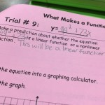 Teaching Linear versus Nonlinear Functions through Discovery