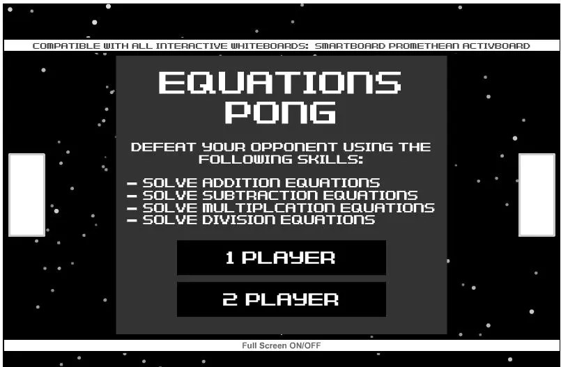 12 One Step Equation Activities That Are Out of this World - Idea Galaxy