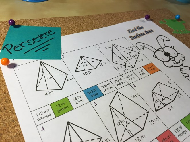 11 Activities To Make Practicing Surface Area Awesome Sauce Idea