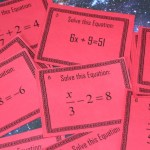 12 Activities that Make Practicing Two-Step Equations Pop