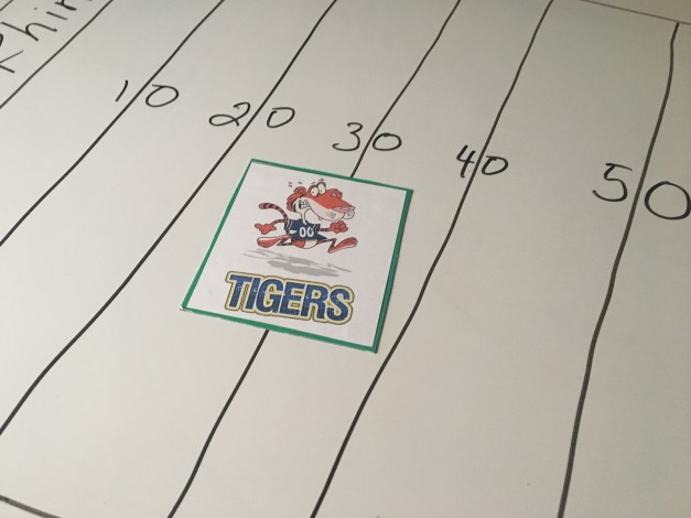 Read this step by step guide for turning regular review questions into an awesome game of class football!