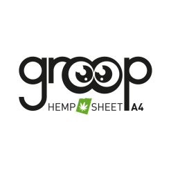 HANFPAPIER - GROOP HEMP SHEET