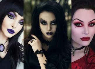 Witch Halloween Makeup Easy.Witch Halloween Makeup Easy Makeupview Co