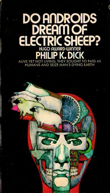 book cover dick
