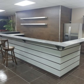 custom built kitchen cupboards, bedroom cupboards,, counter tops and desk in trinidad and to bago