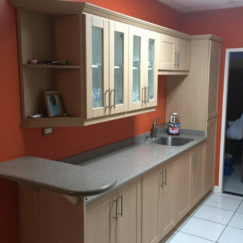 Kitchen Cupboards Idea Kitchens Trinidad Tobago