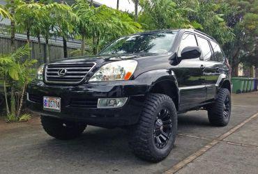 2011 lexus gx470