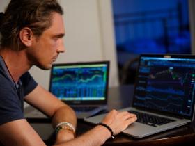 man day trading stocks