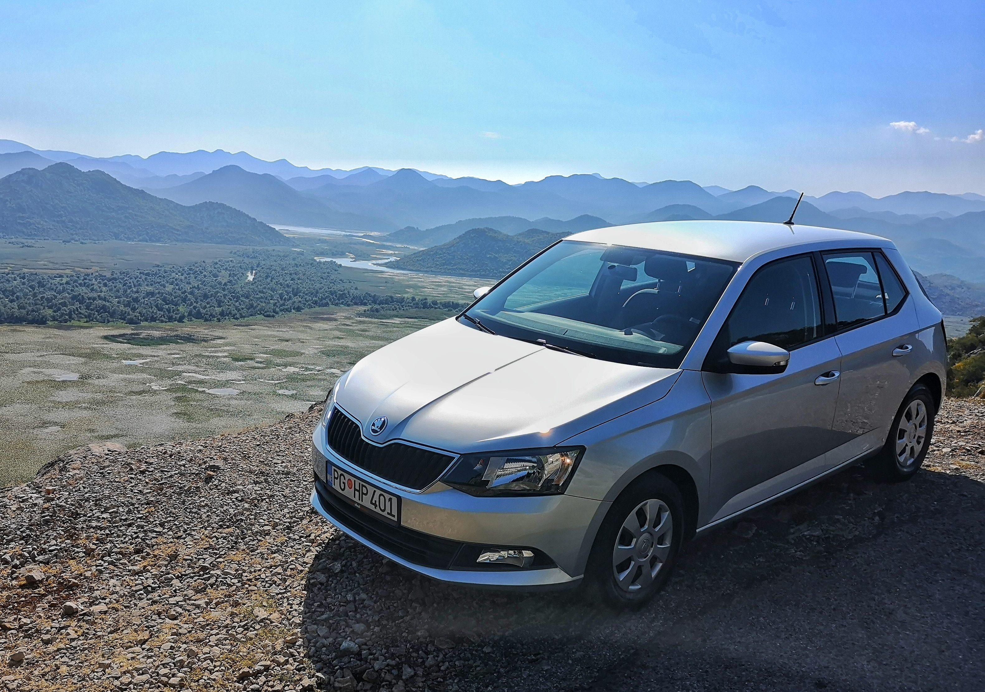 Škoda Fabia 1.2 Manual