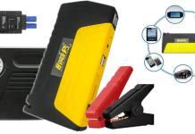 HyperPS 20000mah Multi Function Car Jump Starter Kit Review