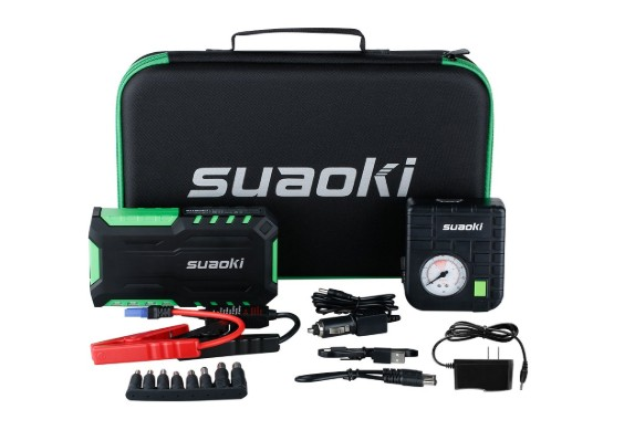 suaoki-car-jump-starter-review