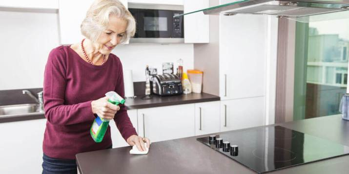 How to Clean Kitchen
