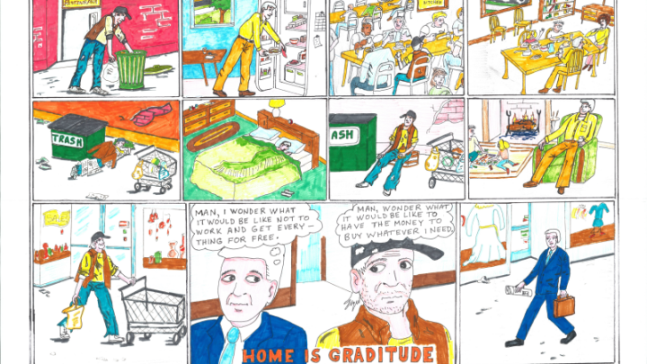 """""""What Home Means to Me: Home is Gratitude"""" by Gerdau"""
