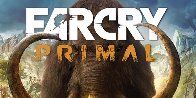 Far Cry Primal License With Crack PC Game Free Download 2019