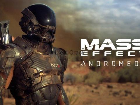 Mass Effect Andromeda Crack With License Free Download 2019