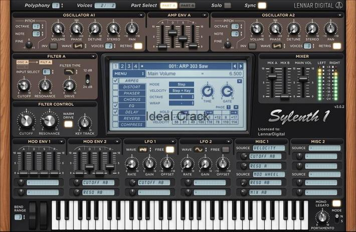 Sylenth1 2020 Crack With License Key