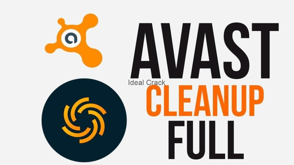 Avast Cleanup 2020 Crack With Activation Code Free Download